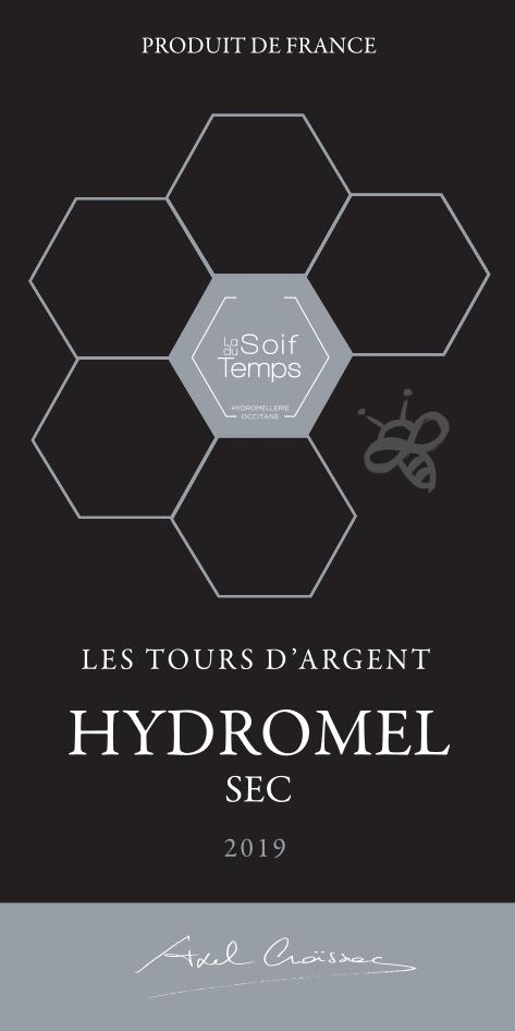 Etiquette de l'hydromel Les Tours d'Argent