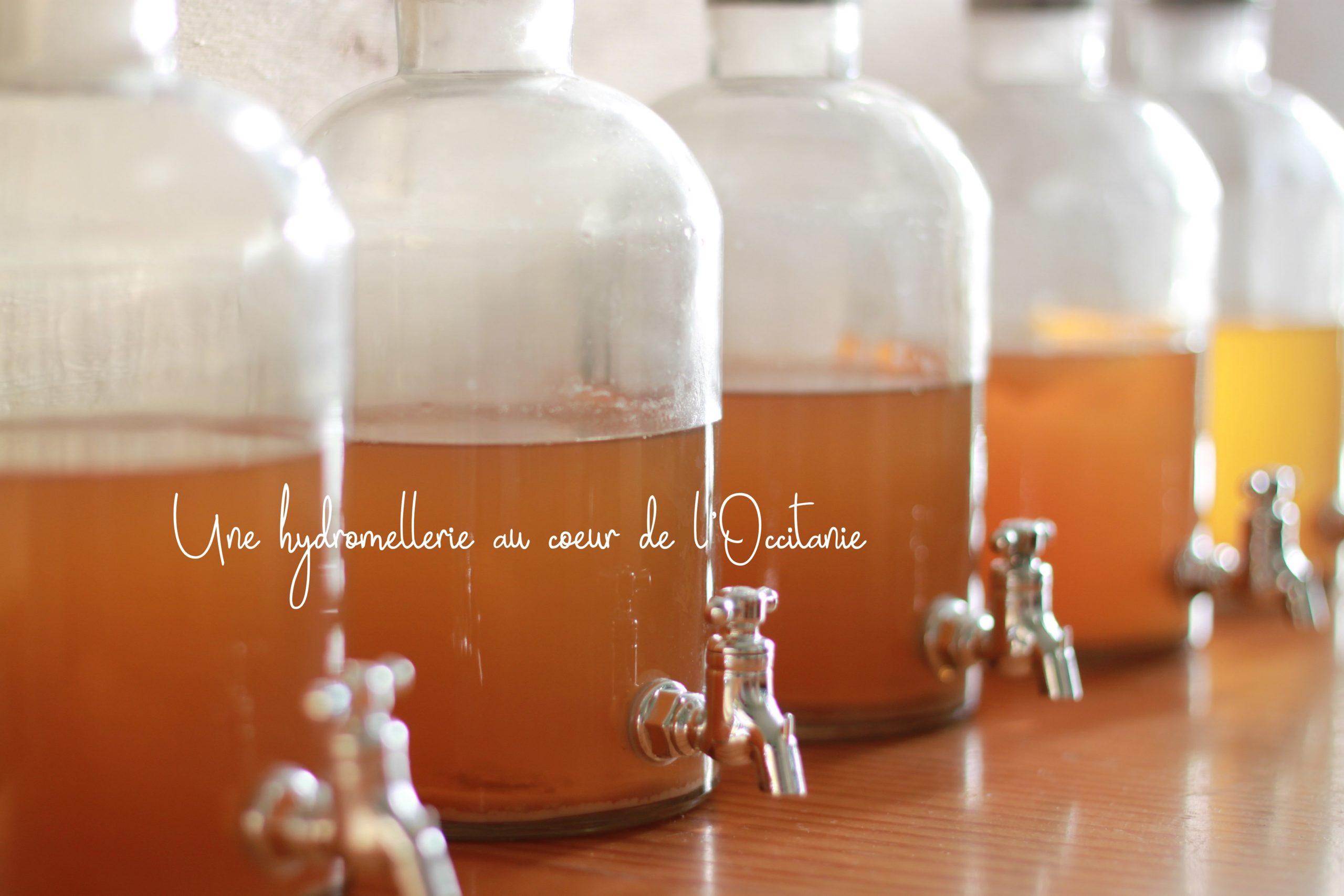 Une hydromellerie au cœur de l'Occitanie